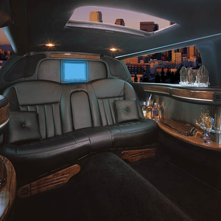 dc wedding limo
